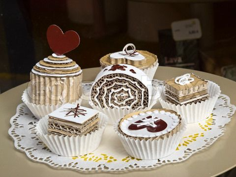 17 Best images about Cardboard Cakes! on Pinterest ...