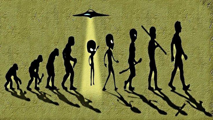 ДОКАЗАНО, человек существовал с самого зарождения жизни на Земле. Таинст...
