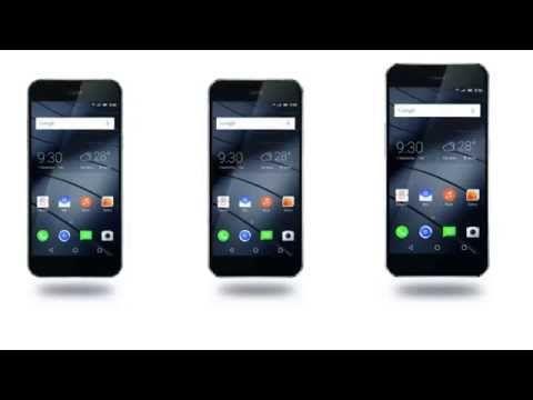 Gigaset ME Pro, Gigaset ME and Gigaset ME Pure smartphones - YouTube