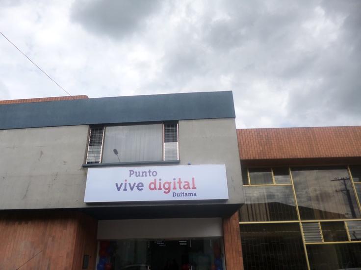Punto Vive Digital de Duitama
