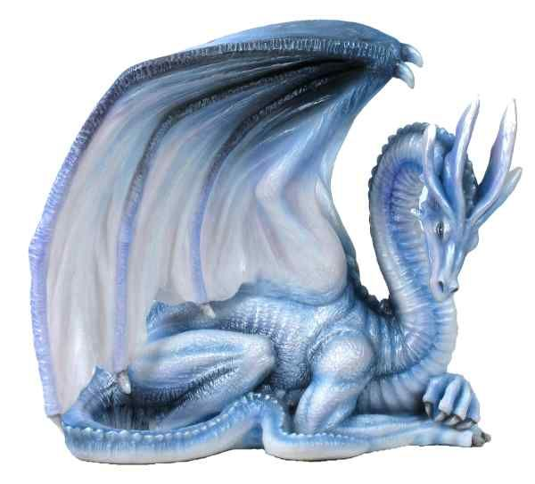 White Dragon is a pale blue/purple colour. Description from pj-gifts.co.uk. I searched for this on bing.com/images