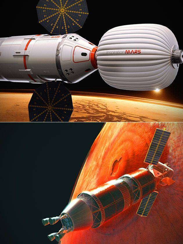 NASA Begins Accepting Astronaut Applications for First Manned Mission to Mars [The Future of Mars Exploration: http://futuristicnews.com/tag/mars/]