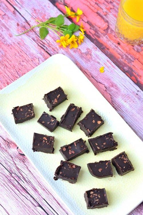 Egyszerű mogyorós fudge recept