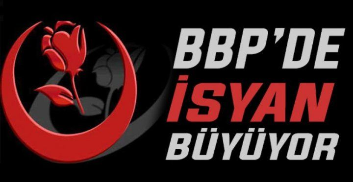 BBP Kurucular Kurulu Üyesi Metin Sertbaş'tan referandum isyanı