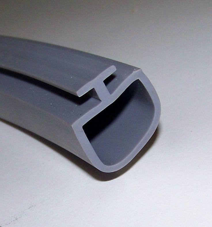 Types of Garage Door Weatherstrip - http://www.arq-links.com/types-of-garage-door-weatherstrip/