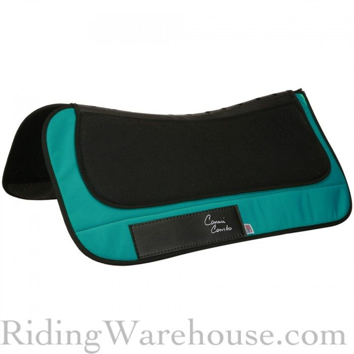 Connie Combs AireGrip Western Saddle Pad by Billy Cook