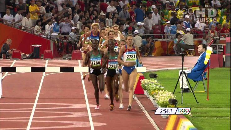 Стипль-чез 3000м., Женщины. Олимпийские игры-2008