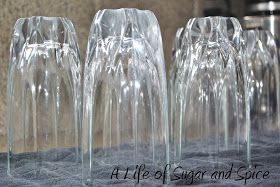 How to Clean Foggy Glassware
