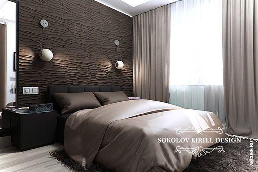 дизайн спальни в стиле модерн - Поиск в Google