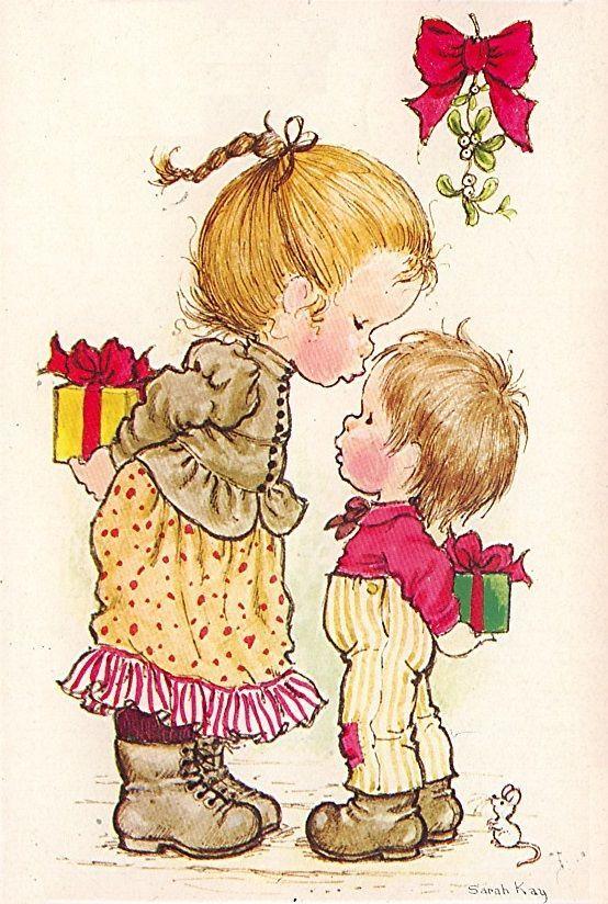Intercambio de regalos - Sarah Kay