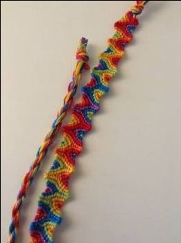 Bazinga Tutorial - friendship-bracelets.net