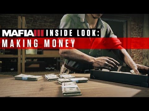 New MAFIA 3 Trailers Feature Stealthing, Shooting and Money Making | The Entertainment Factor