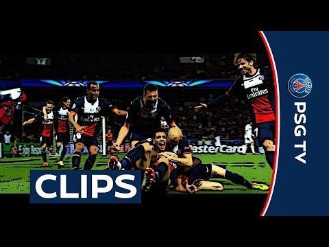 Le Nouveau Classique: PSG post clips of previous clashes with Chelsea (Video)