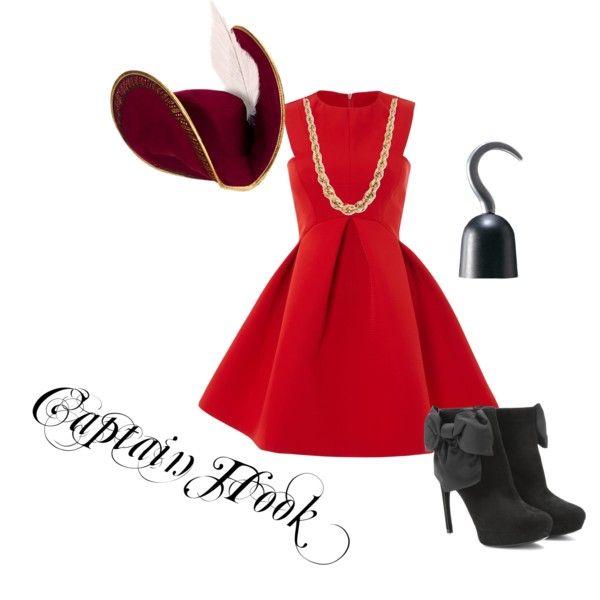 """Captain Hook"" by missmarisam on Polyvore"