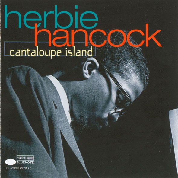 """""""Cantaloupe Island"""" is a jazz standard composed by Herbie Hancock and recorded for his 1964 album Empyrean Isles[1] during his early years as one of the members of Miles Davis' 1960s quintet. The musicians for the original 1964 recording were: Hancock (piano), Freddie Hubbard (cornet), Ron Carter (bass) and Tony Williams (drums)."""