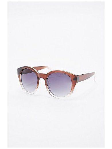 Leopard Sunglasses in Grey www.sellektor.com