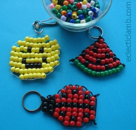 17 best ideas about pony bead projects on pony