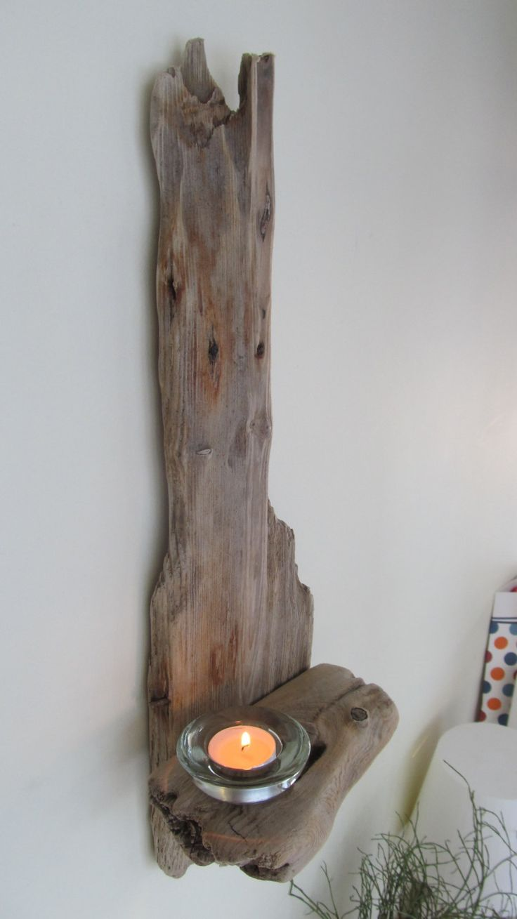 Wall Sconces Driftwood : 22