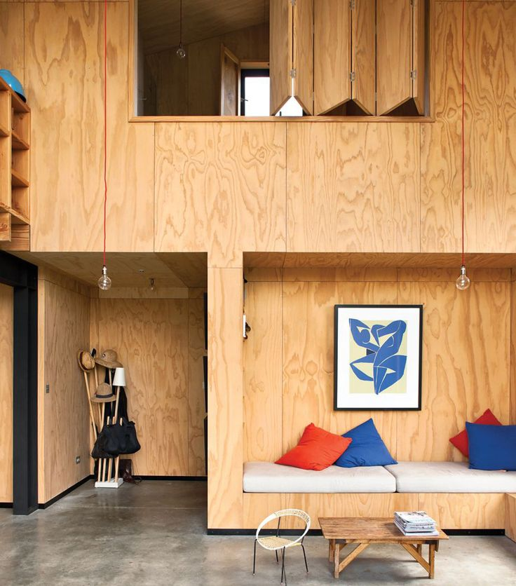 Plywood Interior in Auckland, New Zealand