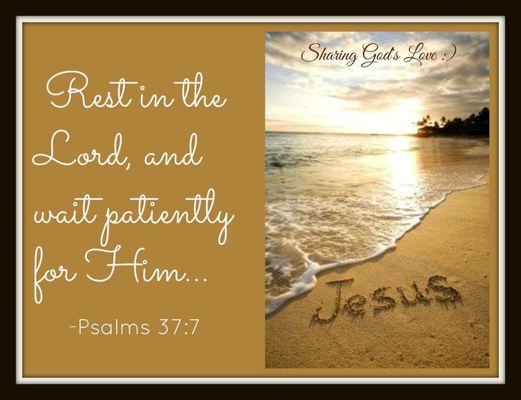 ╰⊰✿ ~Psalms 27:14(KJV) Wait on the LORD: be of good courage, and He shall strengthen thine heart: wait, I say, on the LORD. ~╰⊰✿