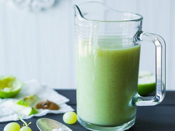 Kiwi-Melonensmoothie ist ein Rezept mit frischen Zutaten aus der Kategorie Kernobst. Probieren Sie dieses und weitere Rezepte von EAT SMARTER!