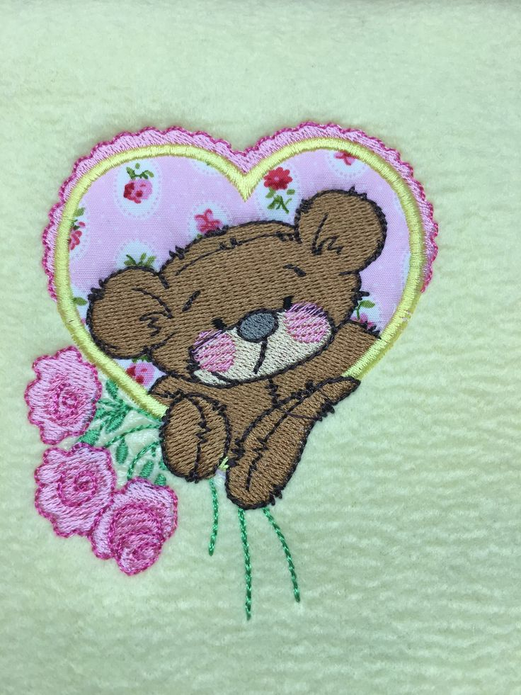 Heather has been busy using our Just Because Hearts Too designs (https://www.bunnycup.com/embroidery-design-just-because-hearts-too). Too cute! #embroidery #embroiderydesigns #machineembroidery #bunnycup #bunnycupembroidery #justbecausehearts #customerproject