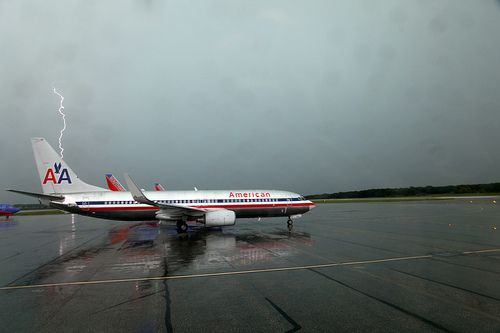 """""""Lightning strikes may deal radiation dose to airplane passengers"""" http://usatoday30.usatoday.com/communities/sciencefair/post/2010/03/lightning-strikes-may-deal-radiation-dose-to-air-passengers/1#.U4qSD3amX1W"""