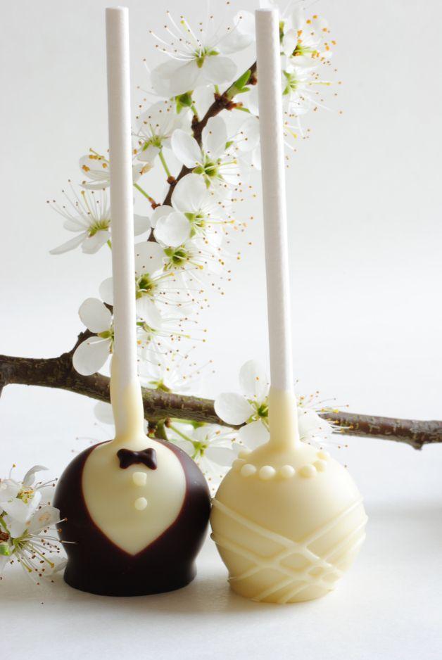 Gastgeschenke - Bride & Groom - ein Designerstück von Chocolate-Valley bei DaWanda