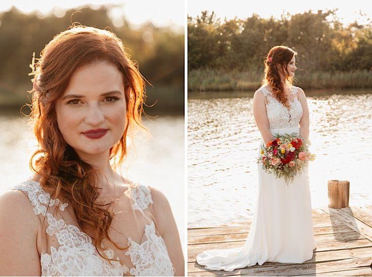 Jessie and Jake // Kent Island Wedding Photos // Cascia ...