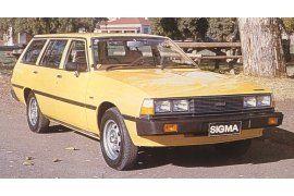 1980's Mitsubishi Sigma Wagon