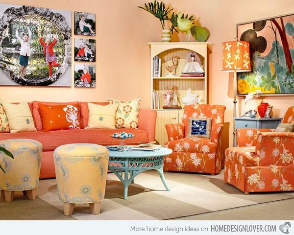 Best 25+ Orange Living Rooms Ideas Only On Pinterest | Orange Living Room  Furniture, Orange Living Room Paint And Orange Basement Furniture