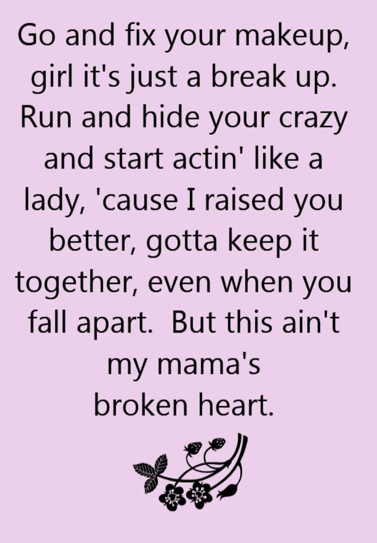 Broken Heart Quotes Song Lyrics | Anti Love Quotes