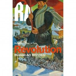 Exhibition Poster: Russian Revolution | Royal Academy of Arts | Shop