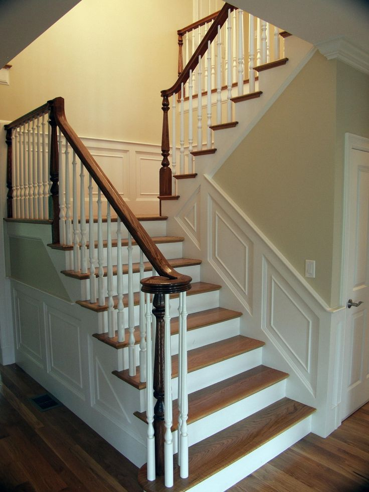 Best Fine Woodworking Interior Stair Building And Custom 400 x 300