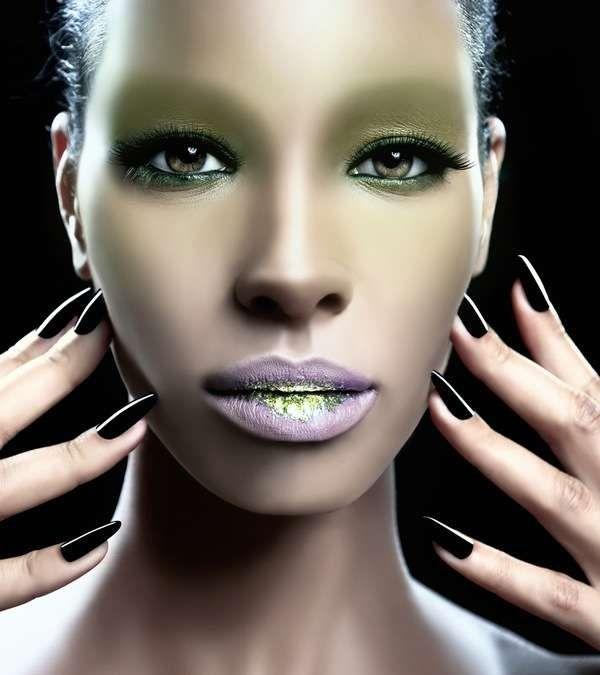 caterpillar shoes erbil mallika dua make-up