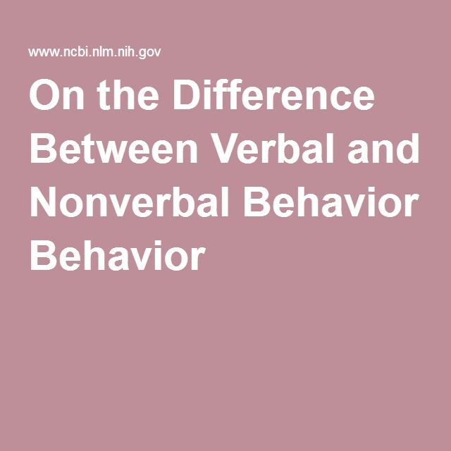 essays difference between verbal and nonverbal communication Difference between verbal and nonverbal communication april 2, 2015 by surbhi s 11 comments communication is a natural phenomenon, it is an act of interacting with people and sharing information with them.