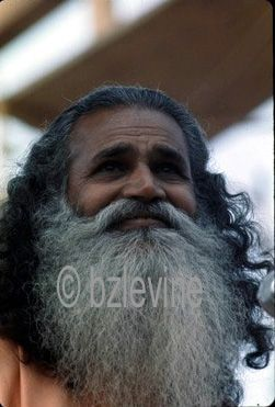 Woodstock Opening Blessing from Sri Swami Satchidinanda  Barry Z Levine Woodstock Film photographer: Woodstock Festival'69 Rare Photos : Collectable Pics : Images