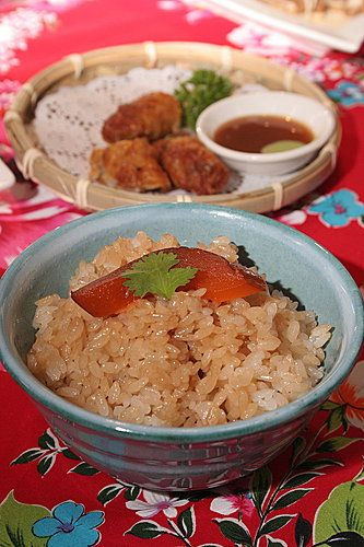 Rice With Lard | Taiwanese Cuisine 豬油拌飯