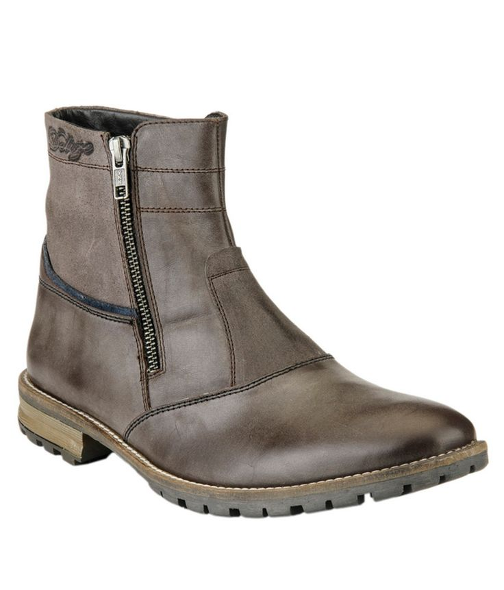 Delize Boots, http://www.snapdeal.com/product/delize-brown-boots/553626033