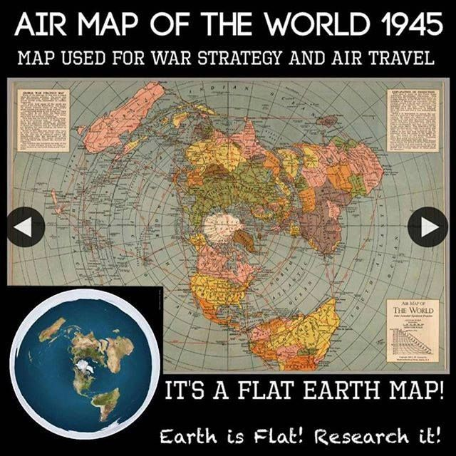 Best MAPS Images On Pinterest Flat Earth Hollow Earth And - Equidistant point calculator us map