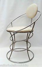 Rara Sedia vintage anni 70 60 modernariato - 2 disponibili poltrona chairs chair