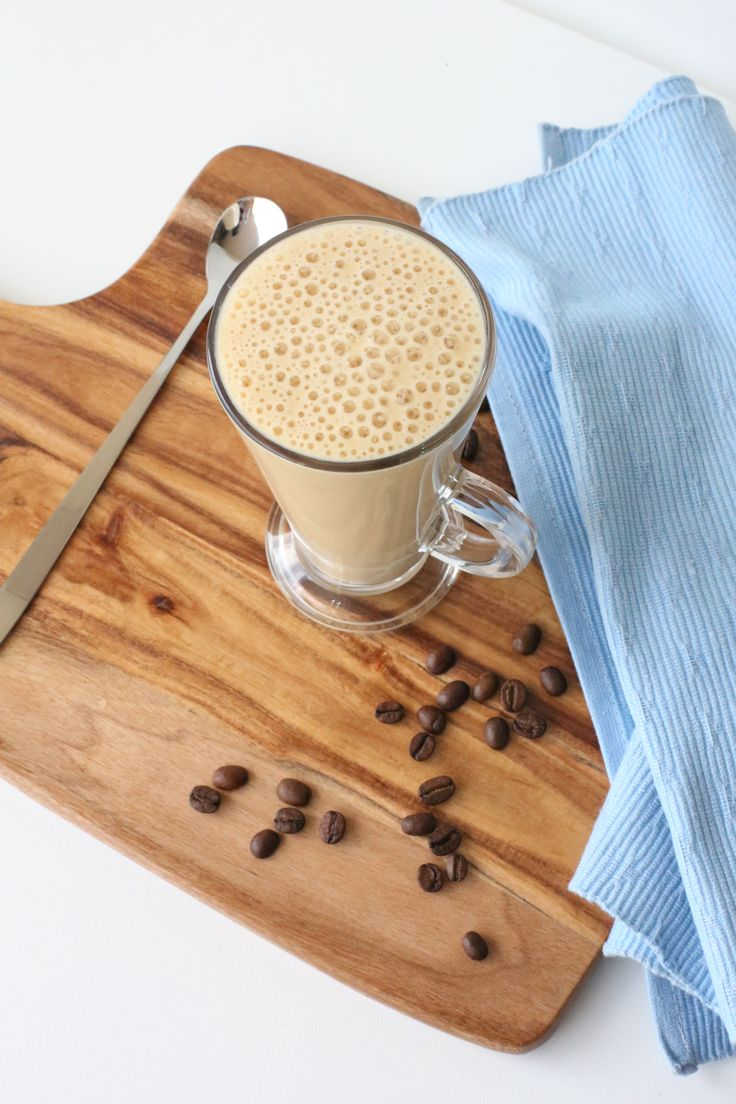 Coffee is not breakfast! Sure it has a few antioxidants but with no protein, no fibre & no carbohydrates how can you expect your morning coffee to fuel you for the day? Swap your morning coffee for my delicious Iced Coffee Shake - here it is whipped up as an Iced Coffee Frappe for those warmer months...want the recipe? http://www.breakfastshakes.com.au/shake-n-share-1/iced-coffee-frappe