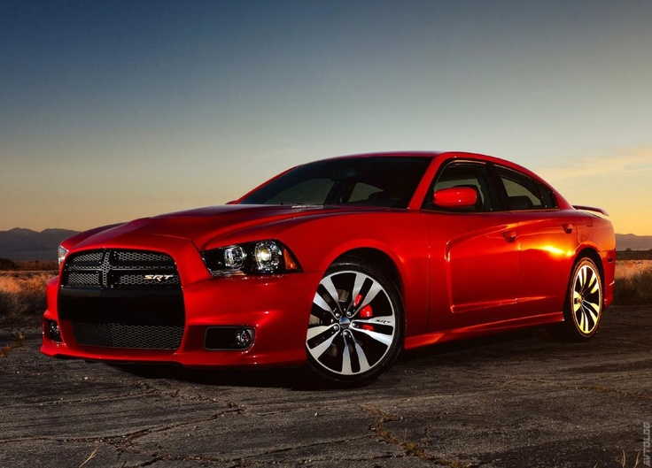 2012 Dodge Charger SRT8... Love this sports car!