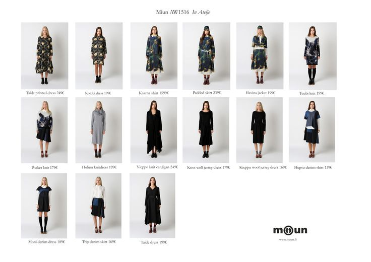 miun - latest collection