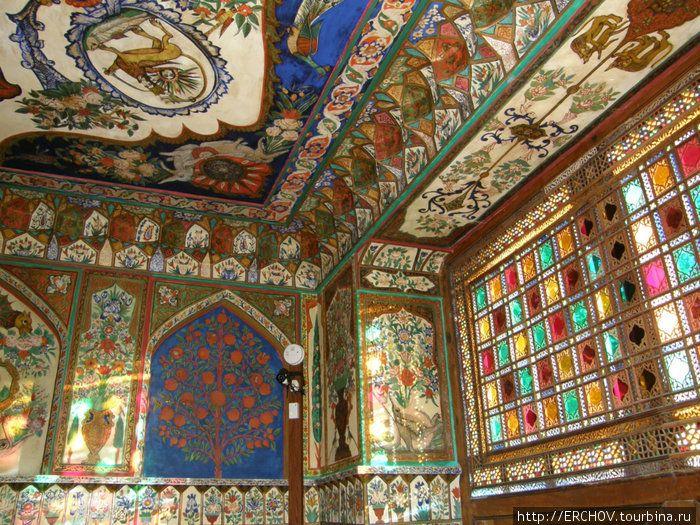 Sheki Xan Sarayi 3 Jpg Neharada Az Shaki Trip Your Location