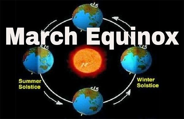 The March Equinox: Time for Balance, Change & Beginnings