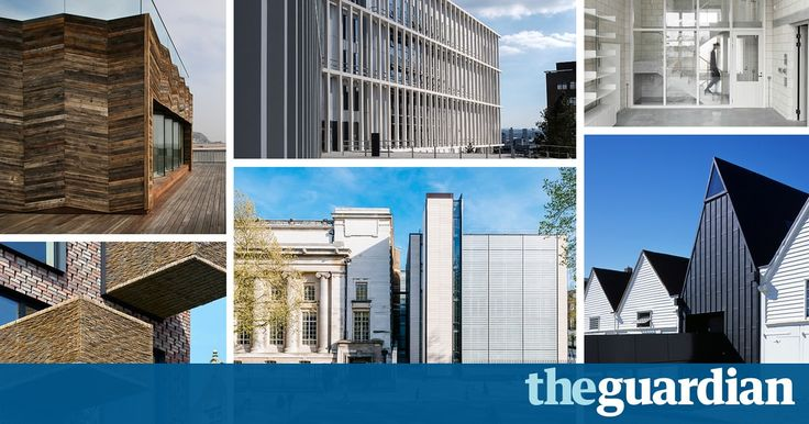The biggest truck-lift in Europe, built by Richard Rogers for the British Museum, is vying with a gloriously ungaudy pier and a Glasgow tower that thinks it's a town. Read our critic's take on the full shortlist here