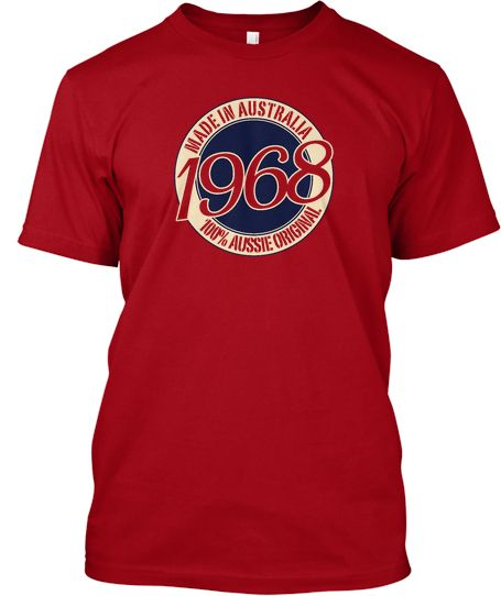 Made in Aust. Est. 1968 LIMITED-EDITION | Teespring