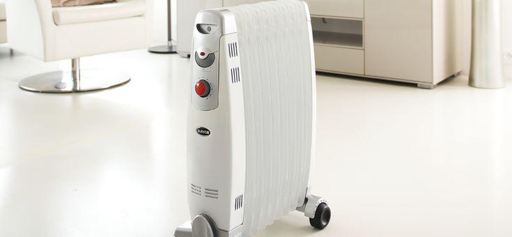Découvrez le radiateur mobile à bain d'huile BHN de la marque Supra
