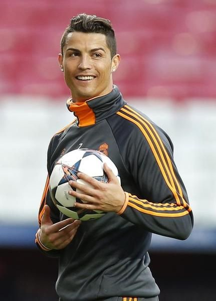 FORBES The 2014 Celebrity 100: No. 30: Cristiano Ronaldo